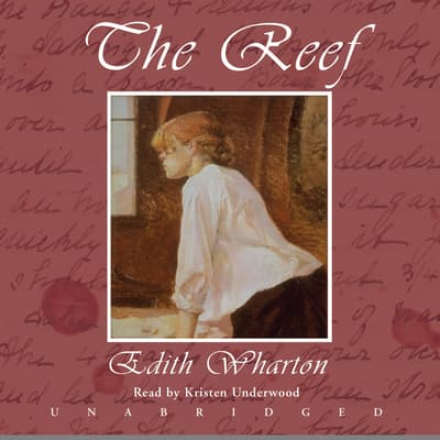 The Reef by Edith Wharton audiobook