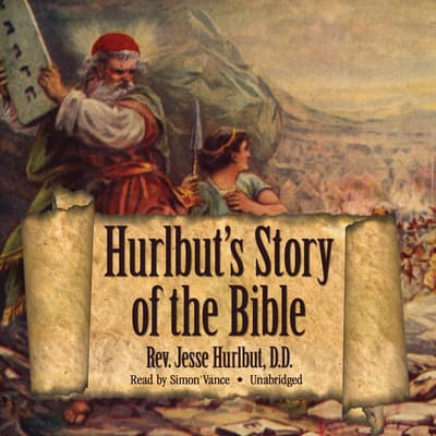 Hurlbut's Story of the Bible by Jesse Hurlbut audiobook