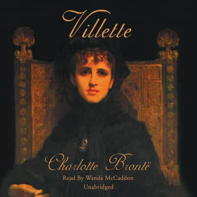 Villette by Charlotte Brontë audiobook