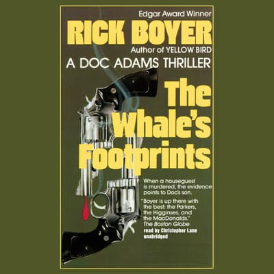 The Whale's Footprints by Rick Boyer audiobook