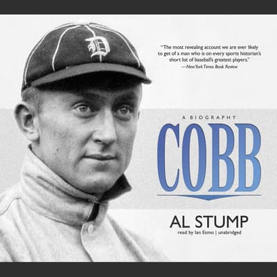 Cobb by Al Stump audiobook