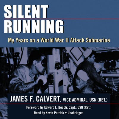 Silent Running by James F. Calvert audiobook