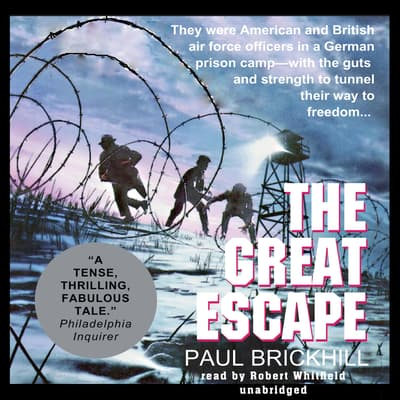 The Great Escape by Paul Brickhill audiobook