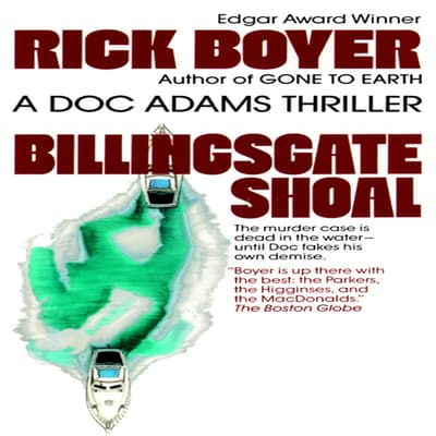Billingsgate Shoal by Rick Boyer audiobook