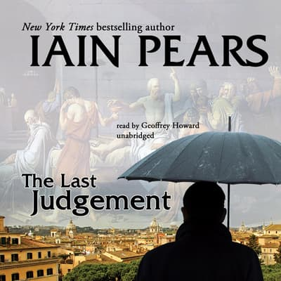 The Last Judgement by Iain Pears audiobook