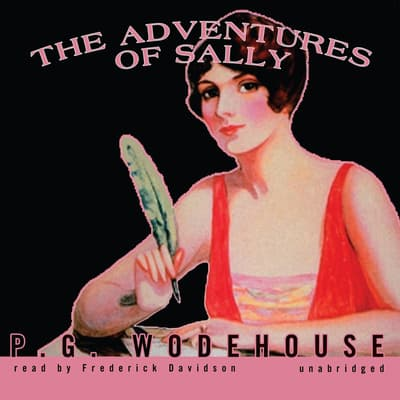 The Adventures of Sally by P. G. Wodehouse audiobook