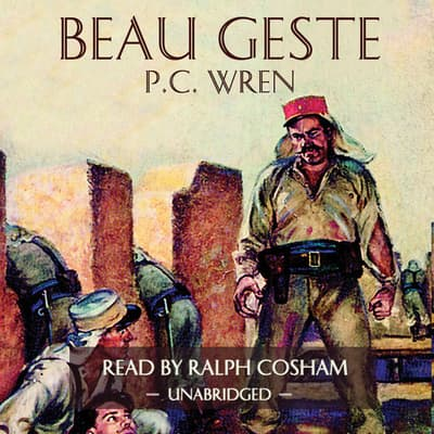 Beau Geste by P. C. Wren audiobook