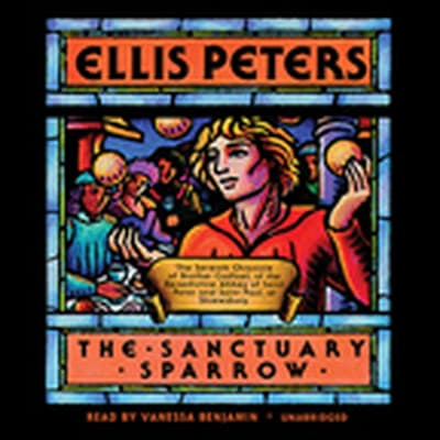 The Sanctuary Sparrow by Ellis Peters audiobook