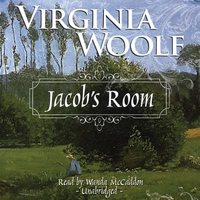 Jacob's Room by Virginia Woolf audiobook