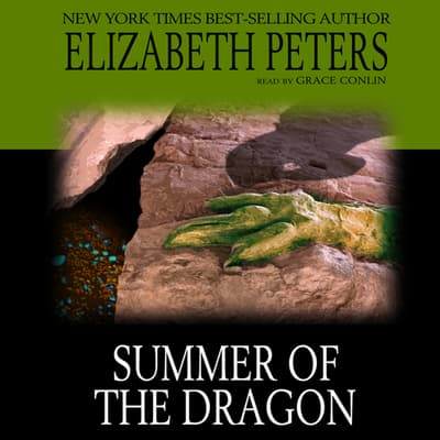 Summer of the Dragon by Elizabeth Peters audiobook