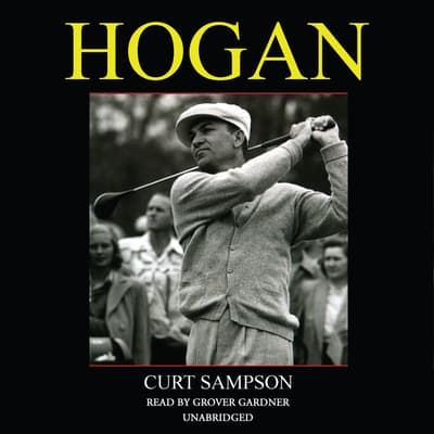 Hogan by Curt Sampson audiobook