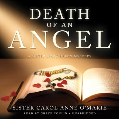 Death of an Angel by Carol Anne O'Marie audiobook