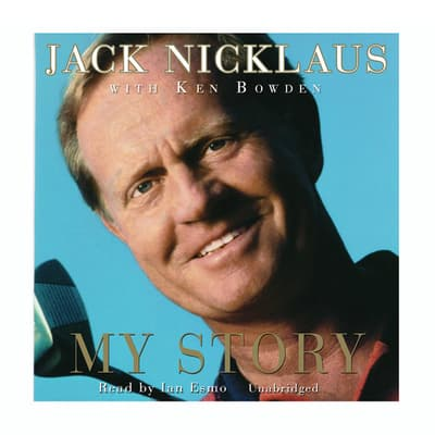 Jack Nicklaus by Jack Nicklaus audiobook