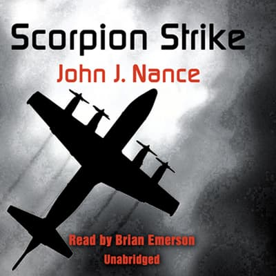 Scorpion Strike by John J. Nance audiobook