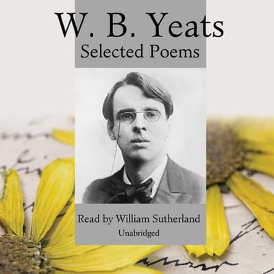 W. B. Yeats by William Butler Yeats audiobook