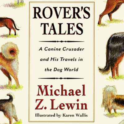 Rover's Tales by Michael Z. Lewin audiobook