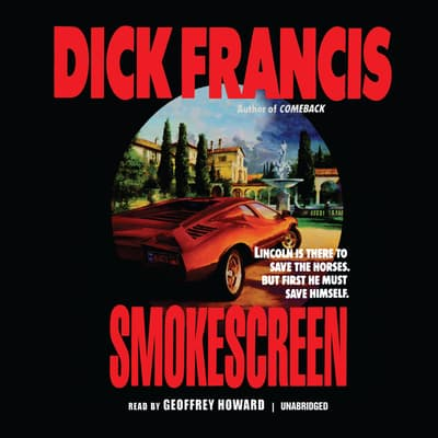 Smokescreen by Dick Francis audiobook