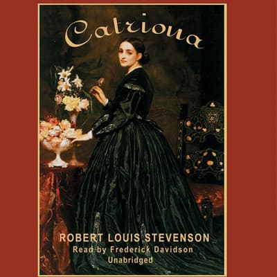 Catriona by Robert Louis Stevenson audiobook