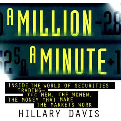 A Million a Minute by Hillary Davis audiobook