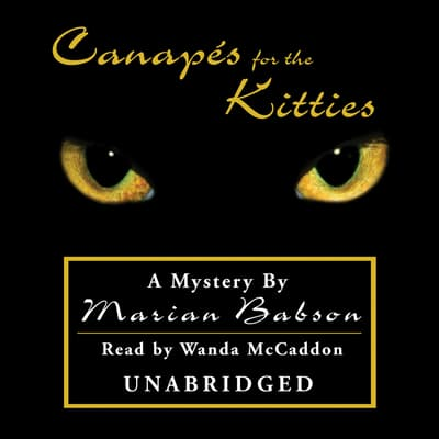 Canapés for the Kitties by Marian Babson audiobook
