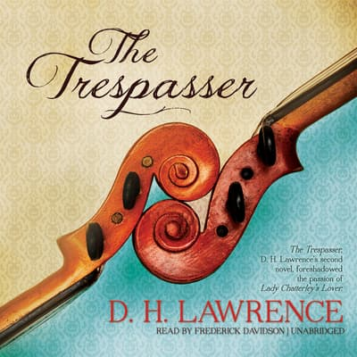 The Trespasser by D. H. Lawrence audiobook