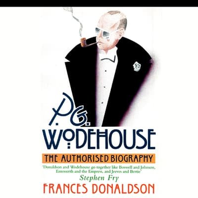 P. G. Wodehouse by Frances Donaldson audiobook