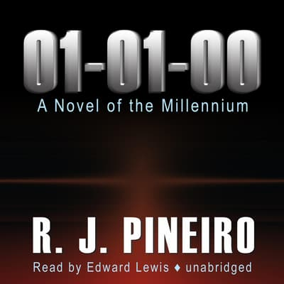 01-01-00 by R. J. Pineiro audiobook