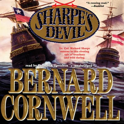 Sharpe's Devil by Bernard Cornwell audiobook