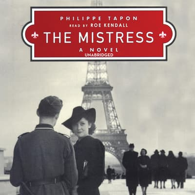 The Mistress by Philippe Tapon audiobook