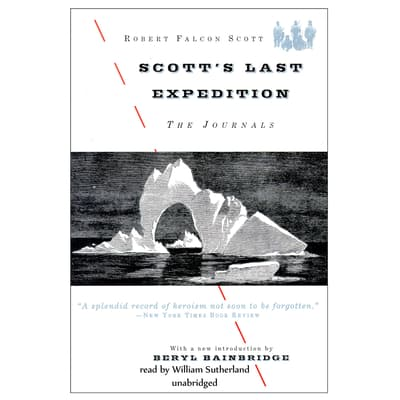 Scott's Last Expedition by Robert Falcon Scott audiobook