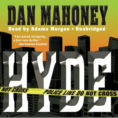 Hyde by Dan Mahoney audiobook