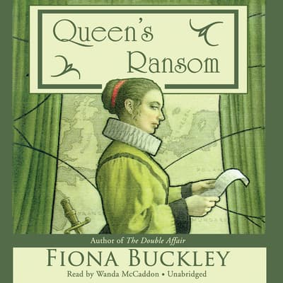 Queen's Ransom by Fiona Buckley audiobook