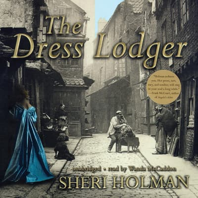 The Dress Lodger by Sheri Holman audiobook