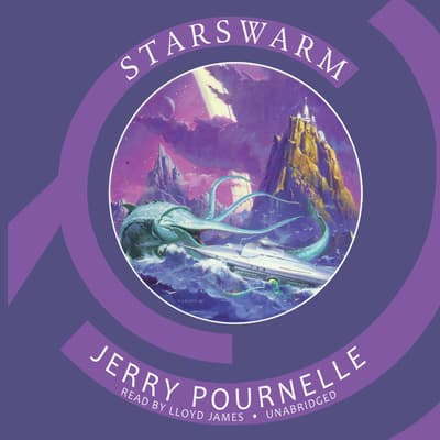 Starswarm by Jerry Pournelle audiobook