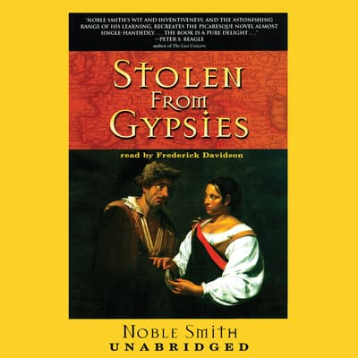 Stolen from Gypsies by Noble Smith audiobook