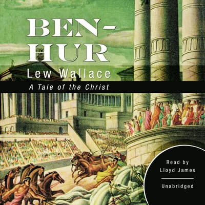 Ben-Hur by Lew Wallace audiobook
