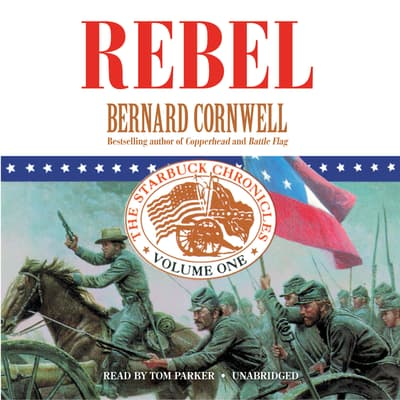 Rebel by Bernard Cornwell audiobook