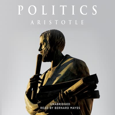 Politics by Aristotle audiobook