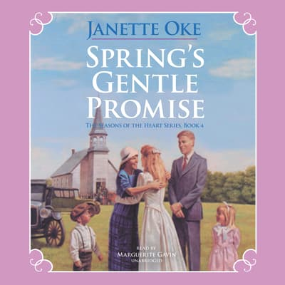 Spring's Gentle Promise by Janette Oke audiobook
