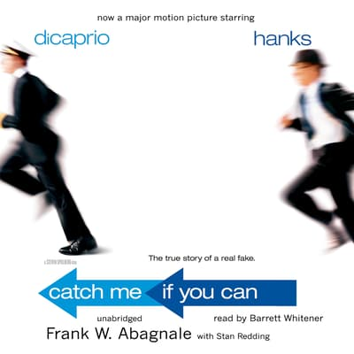 Catch Me If You Can by Frank W. Abagnale audiobook