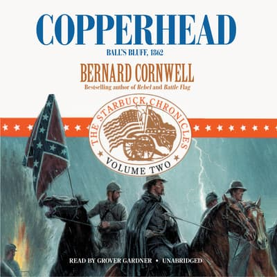 Copperhead by Bernard Cornwell audiobook
