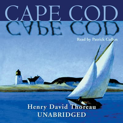 Cape Cod by Henry David Thoreau audiobook