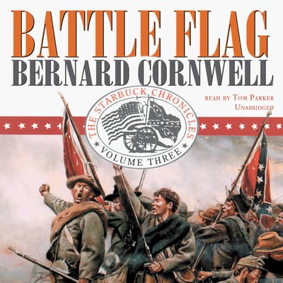 Battle Flag by Bernard Cornwell audiobook