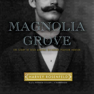 Magnolia Grove by Harvey Rosenfeld audiobook
