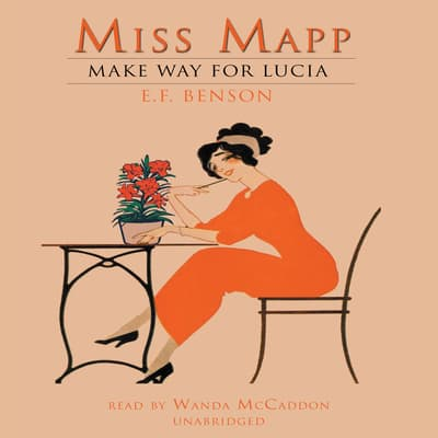 Miss Mapp by E. F. Benson audiobook
