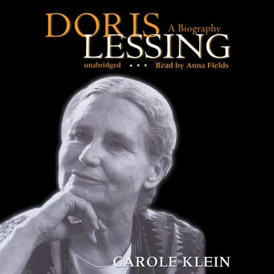 Doris Lessing by Carole Klein audiobook