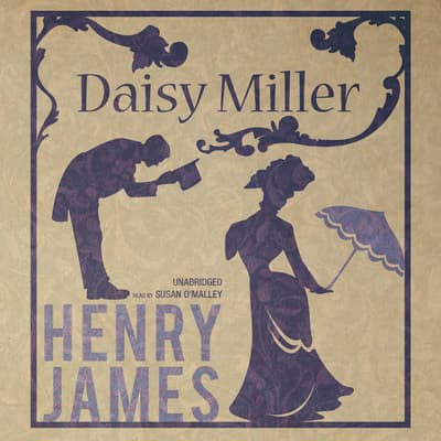 Daisy Miller by Henry James audiobook
