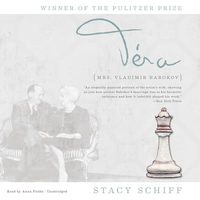 Véra by Stacy Schiff audiobook