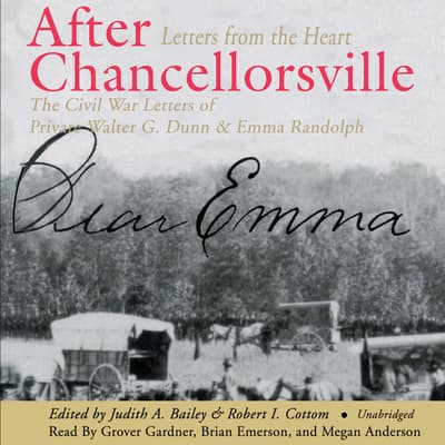 After Chancellorsville by Judith A. Bailey audiobook