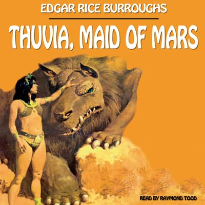 Thuvia, Maid of Mars by Edgar Rice Burroughs audiobook